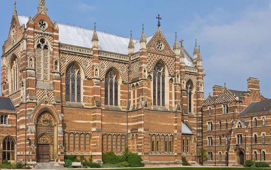 'Keble College Chapel - Oct 2006' by Diliff - Own work. Licensed under CC BY 2.5 via Commons - https://commons.wikimedia.org/wiki/File:Keble_College_Chapel_-_Oct_2006.jpg#/media/File:Keble_College_Chapel_-_Oct_2006.jpg