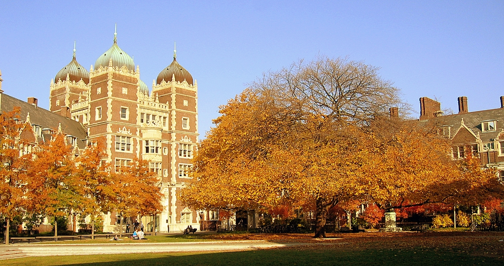'Penn campus 2' by Bryan Y.W. Shin at the English language Wikipedia. Licensed under CC BY-SA 3.0 via Commons - https://commons.wikimedia.org/wiki/File:Penn_campus_2.jpg#/media/File:Penn_campus_2.jpg