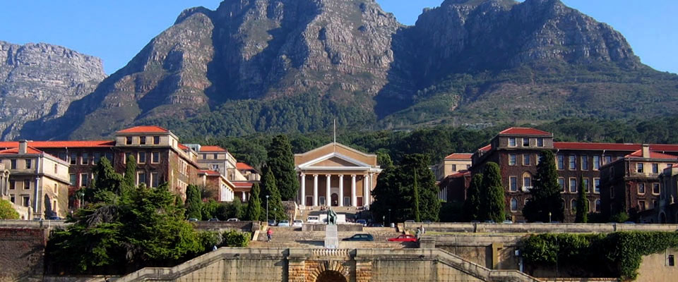 'UCT Upper Campus landscape view' by Adrian Frith - Own work. Licensed under CC BY-SA 3.0 via Commons - https://commons.wikimedia.org/wiki/File:UCT_Upper_Campus_landscape_view.jpg#/media/File:UCT_Upper_Campus_landscape_view.jpg